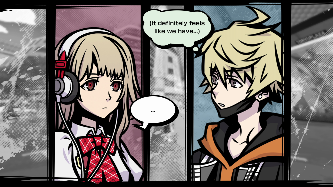 cinematicas de NEO: The World Ends With You